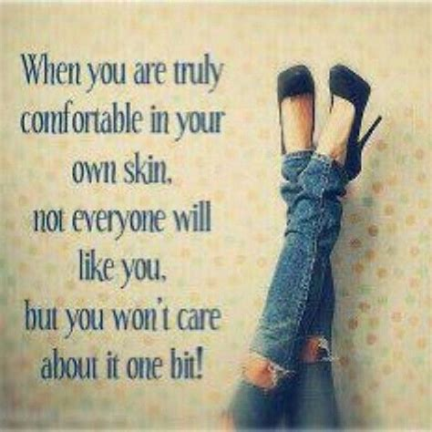 comfortable in their own skin comfortable in your own skin pictures photos and images