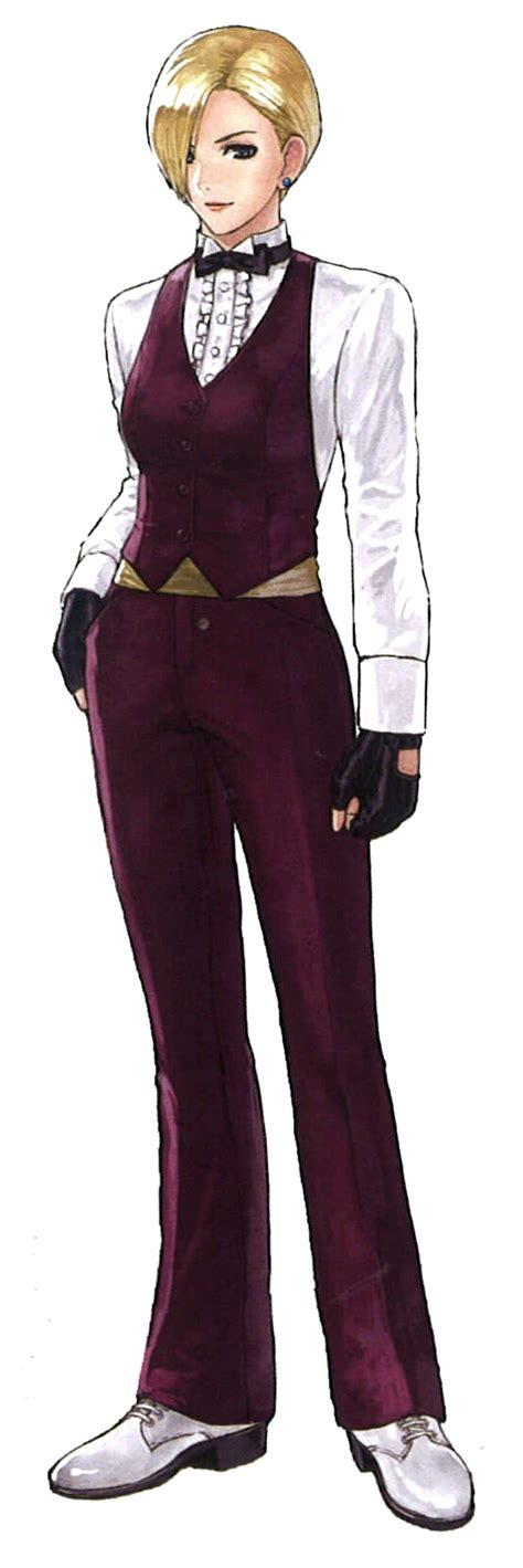 king of the king of fighters xiv character artwork