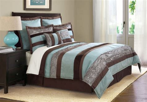 Brown And Blue Bedrooms 17 romantic brown and blue bedroom ideas