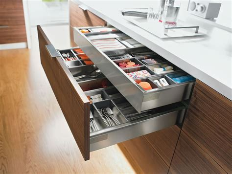 Kitchen Sink Organization Ideas - blum