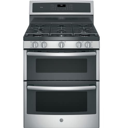 Oven Gas Standing ge profile series 30 quot free standing gas oven