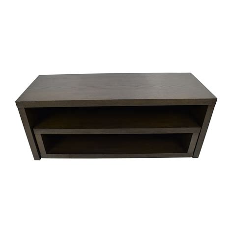 west elm media cabinet 54 off ikea ikea modern low glass tv stand with wicker