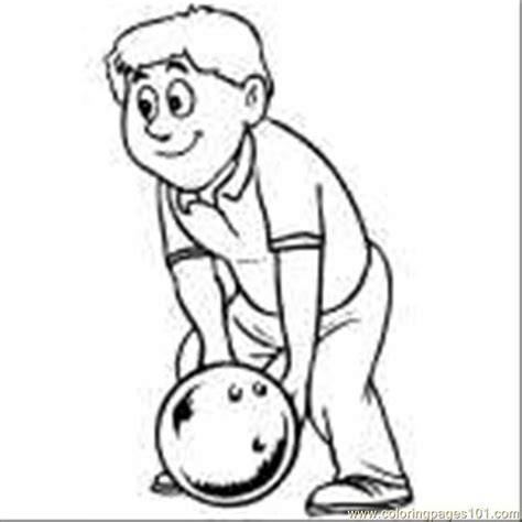 coloring pages bowling balls pins free coloring pages of bowling pins