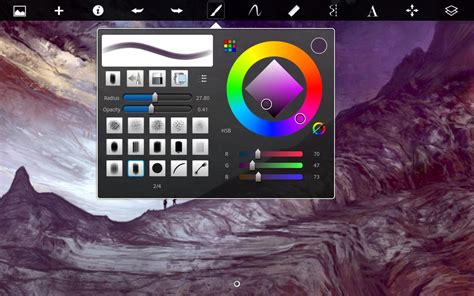 sketchbook pro apk android sketchbook pro for android review pc advisor