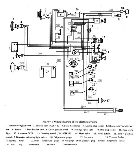 4430 wiring diagram on kubota tractor electrical diagrams