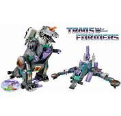 Eight Big Ass Transformers Toys