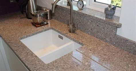 Cutting Granite For Undermount Sink by Silestone Alpina White Undermount Sink Cut Out With