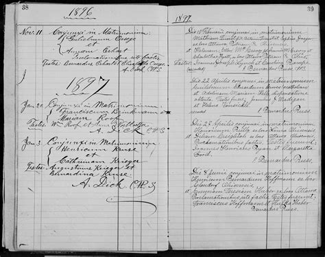 Ottawa County Marriage Records Genealogy Data Page 36 Notes Pages