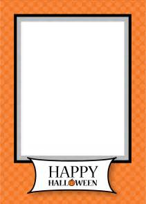 Halloween Card Templates Free Free Halloween 5x7 Card Template Living Locurto