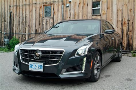Cts V Sport Review by 2014 Cadillac Cts V Sport Review Cars Photos Test