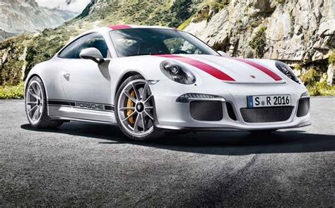 porsche cars india porsche 911 r limited edition arrives in india cars