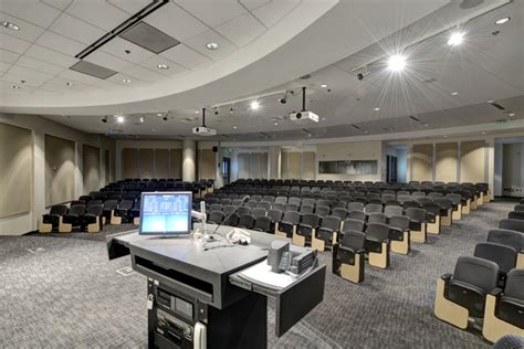 georgia tech university classrooms  auditoriums acoustics