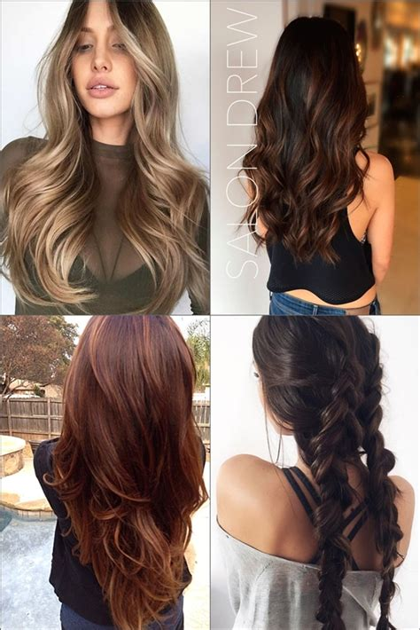 what hot in hair 11 hottest brown hair color ideas for brunettes in 2017