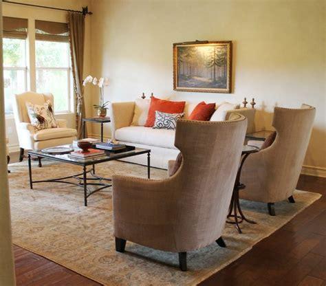 nailhead wingback chairs  high  sofa  finials