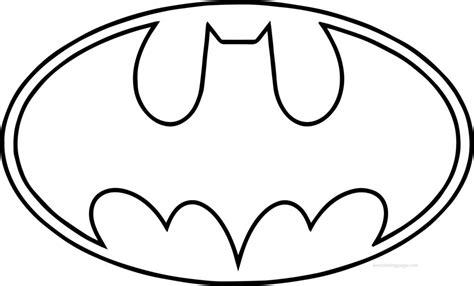 Batman Logo Coloring Pages Snap Cara Org Batman Logo Coloring Pages
