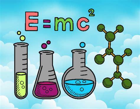 imagenes de quimica faciles para dibujar dibujo de clase de qu 237 mica pintado por en dibujos net el