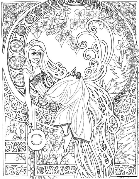 coloring page for adults pdf disney princess coloring book pdf page 1 coloring pages