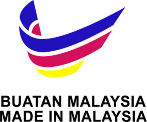 made in malaysia logo vector eps free download