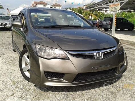 old car manuals online 2001 honda civic electronic toll collection honda civic 2007 s i vtec 1 8 in kuala lumpur automatic sedan brown for rm 49 800 2897546