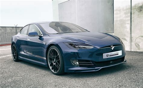 Tesla Upgrade New Tesla Model S Refresh Fascia Upgrade From Unplugged