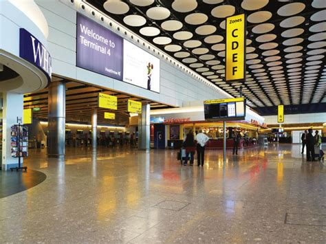 Jfk Airport Information Desk by New Extension Lands At Heathrow Newsteelconstruction