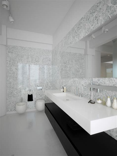 Coolest Minimalist Modern Bathroom Design Contemporary Contemporary Modern Bathrooms