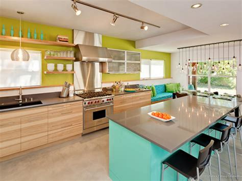 colorful kitchen cabinets popular kitchen paint colors pictures ideas from hgtv