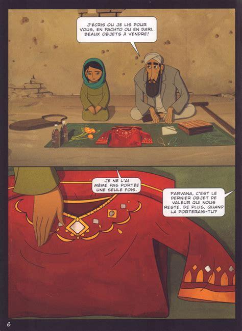 1443168521 parvana une enfance en afghanistan serie parvana une enfance en afghanistan anime bdnet