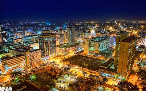 Google Tel Aviv by Nairobi City In Kenya Thousand Wonders