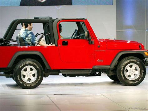 jeep models 2004 2004 jeep wrangler suv specifications pictures prices