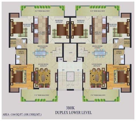 home design plans india free duplex 42 plantas de casas duplex e geminadas para construir