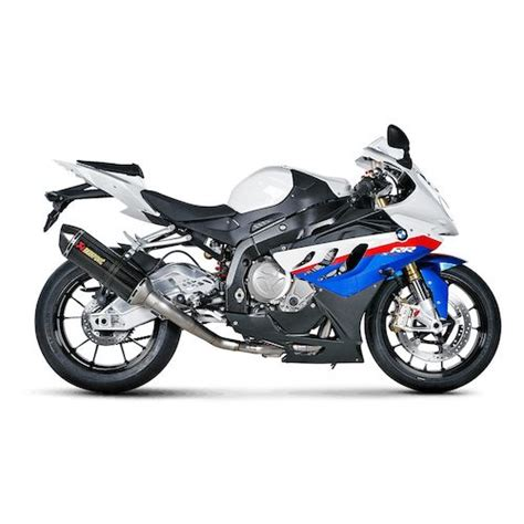 best exhaust for bmw s1000rr akrapovic evolution exhaust system bmw s1000rr 2010 2014