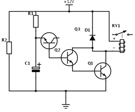 100 wiring diagram for timer relay time delay relay