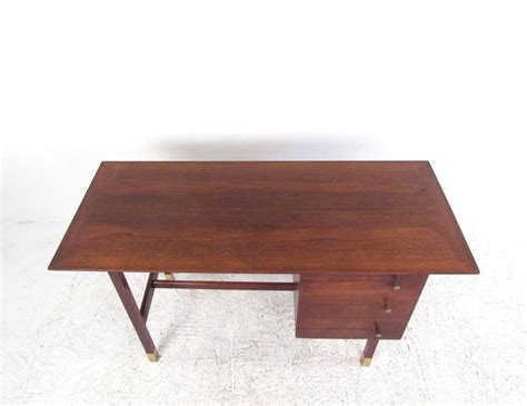Writing Desk Modern Mid Century Modern Writing Desk For Sale At 1stdibs
