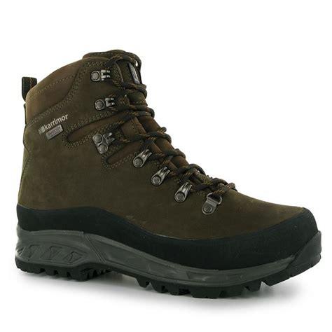 karrimor mens ksb braemar event walking hiking shoes ebay