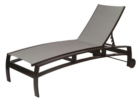 mesh chaise lounge mesh lounge chair armframe 438 o by alias design alberto
