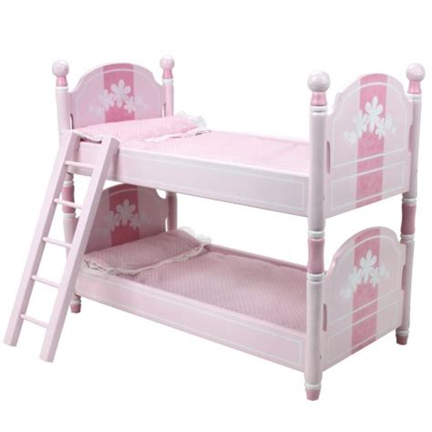 18 Doll Bunk Bed American Doll Bed Price Compare