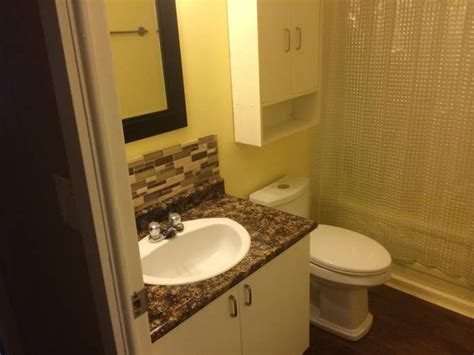 single wide mobile home bathroom remodel