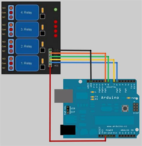 sainsmart 8 channel relay wiring diagram sainsmart get