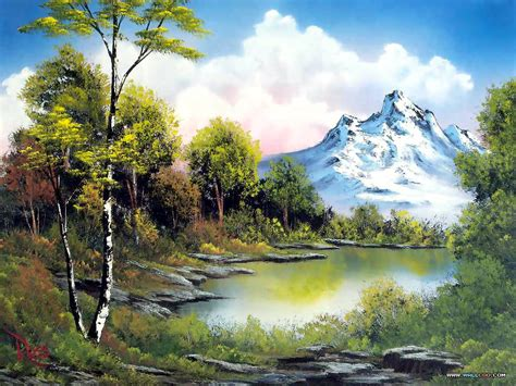 bob ross painting free bob ross paintings bob ross paintings landscape