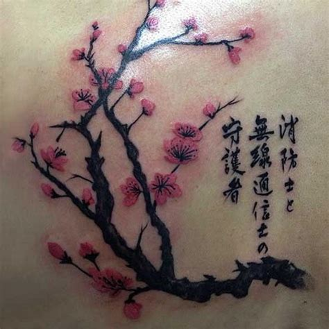 japanese cherry blossom tattoo on shoulder 55 latest cherry blossom tattoos ideas
