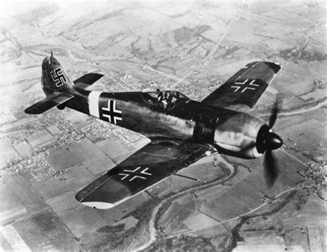 german aircraft of world war two focke wulf fw 190 german aircraft britannica