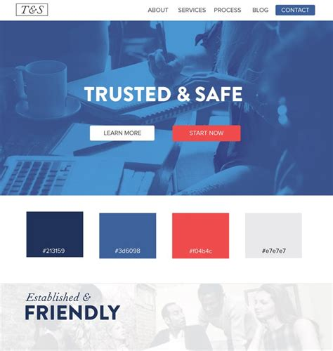 color combination for website 25 best ideas about flat color palette on pinterest