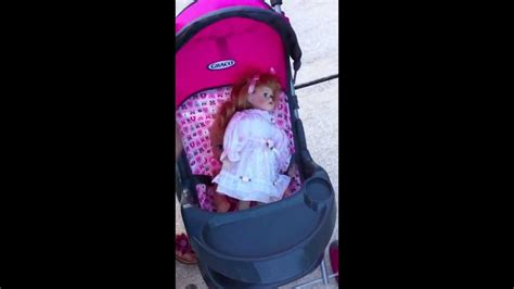 graco baby doll stroller youtube