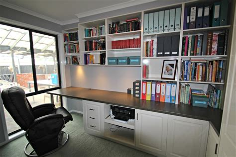 study and storage solutions for the home matthews joinery