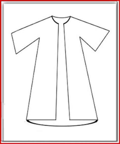 coat template joseph coat of many colors craft template nursery bible