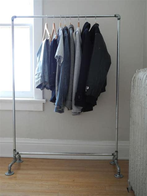 Diy Wardrobe Rack by 337 Best Pipe Clothing Racks Images On