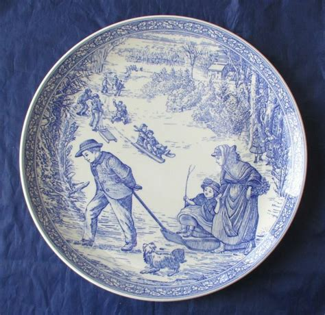 The Spode Blue Room Collection by Spode The Blue Room Collection Plate 3