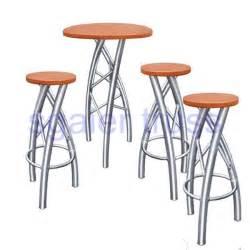 portable bar furniture bar cocktail table truss bar table