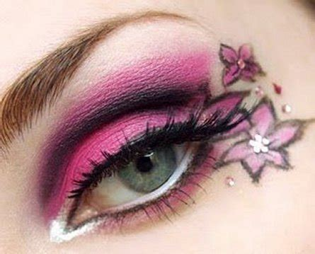 tattoo makeup eye trendy images trendy excentric tattoo eye makeup